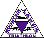 Mountain Lakes Triathlon in Guntersville Alabama
